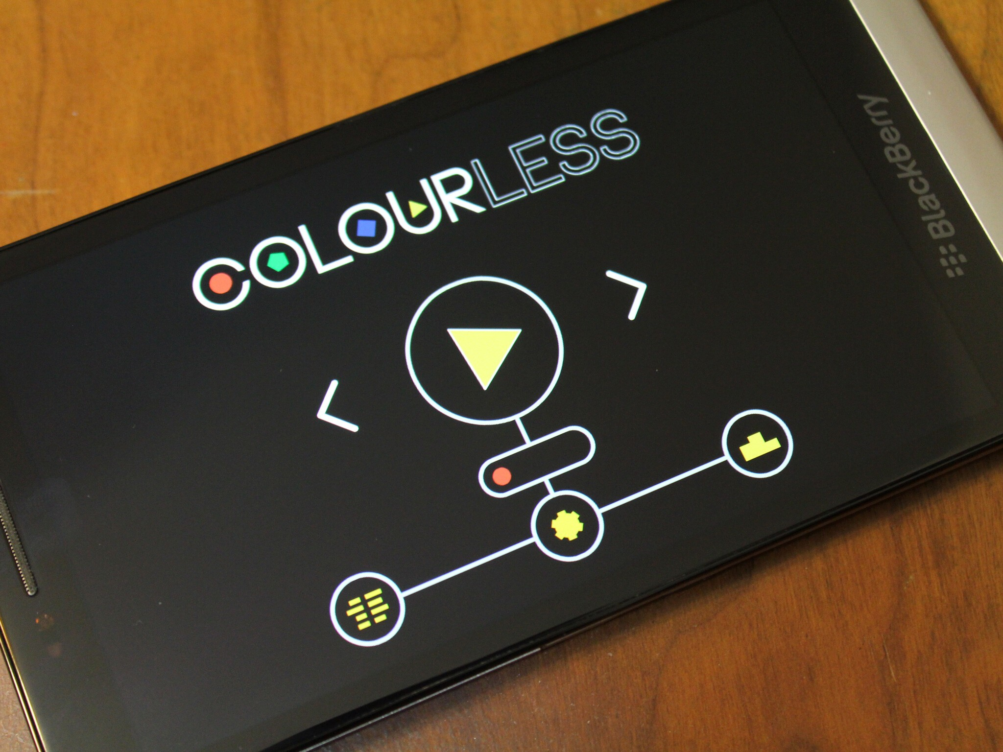 Put your reflexes to the test with Colourless