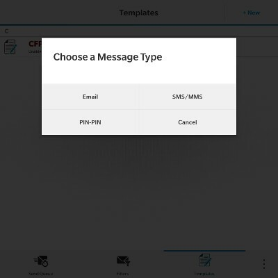 Email++ Compose from Template