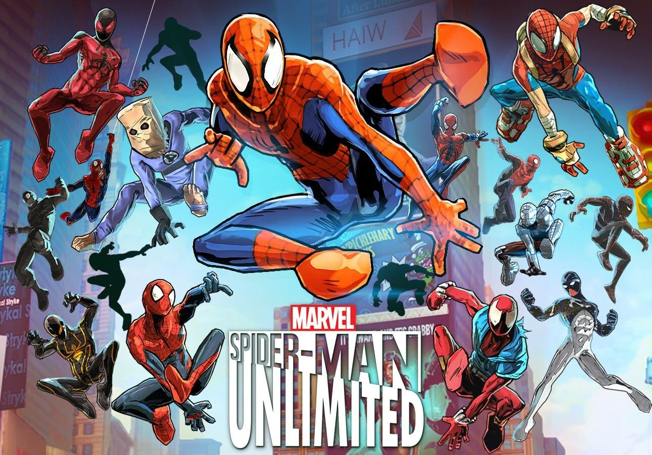 Gameloft brings Spider-Man Unlimited to BlackBerry 10