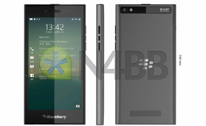 BlackBerry 'Rio'