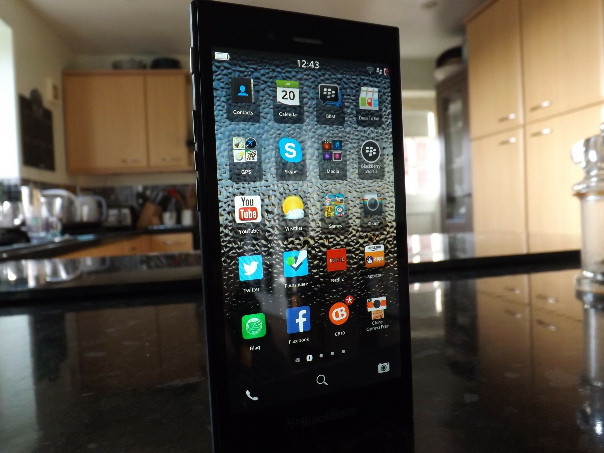 You can now order the BlackBerry Z3 SIM free in the UK | CrackBerry com