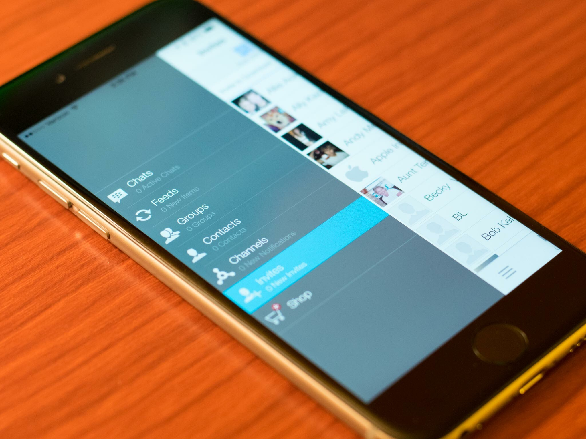 BBM for iOS beta moves into v2.7.0.33
