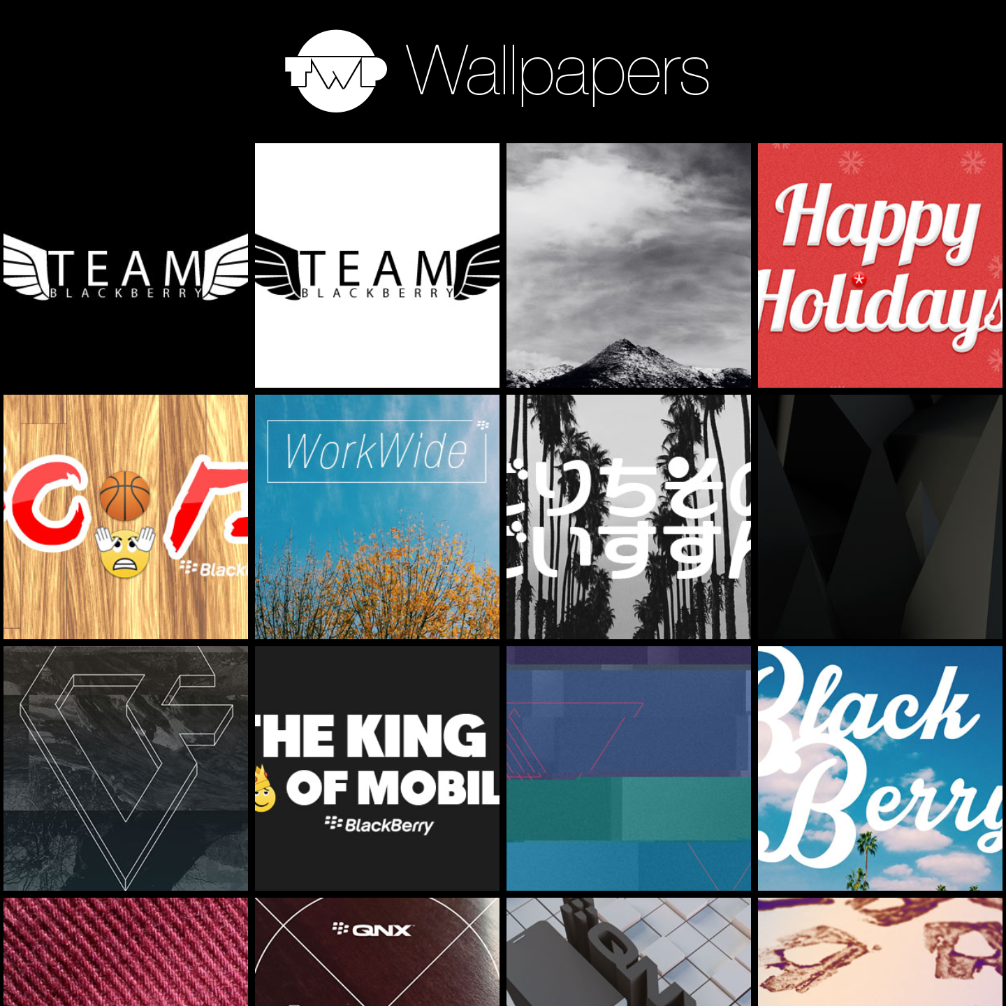 Pootermobile Wallpapers app updated for Passport and Classic!