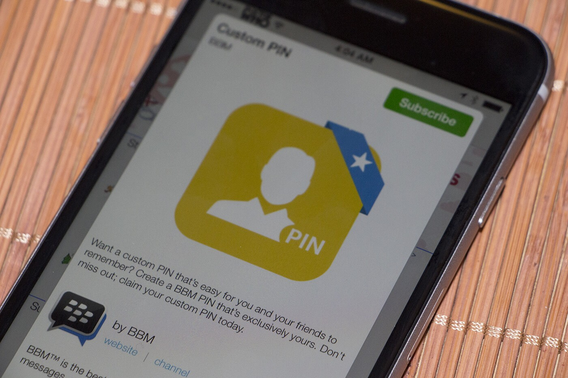 Blackberry pin exchange bbm dating uk
