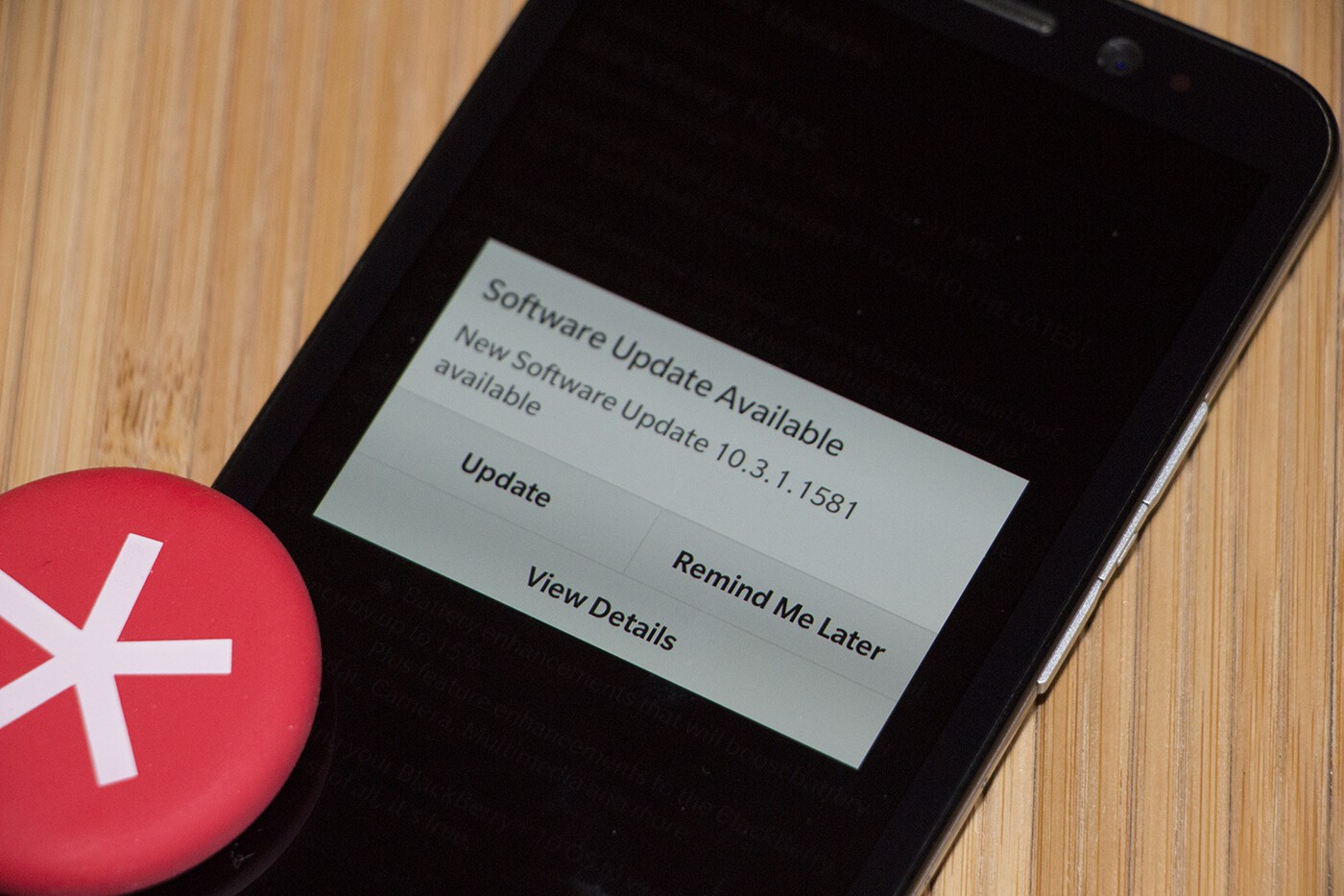 Rogers BlackBerry Z30 and Q5 OS 10.3.1 updates now available