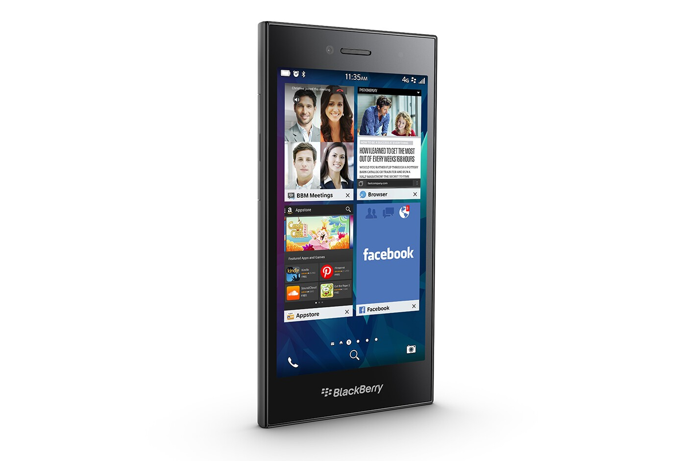 CrackBerry Asks: What do you think of the BlackBerry Leap name?