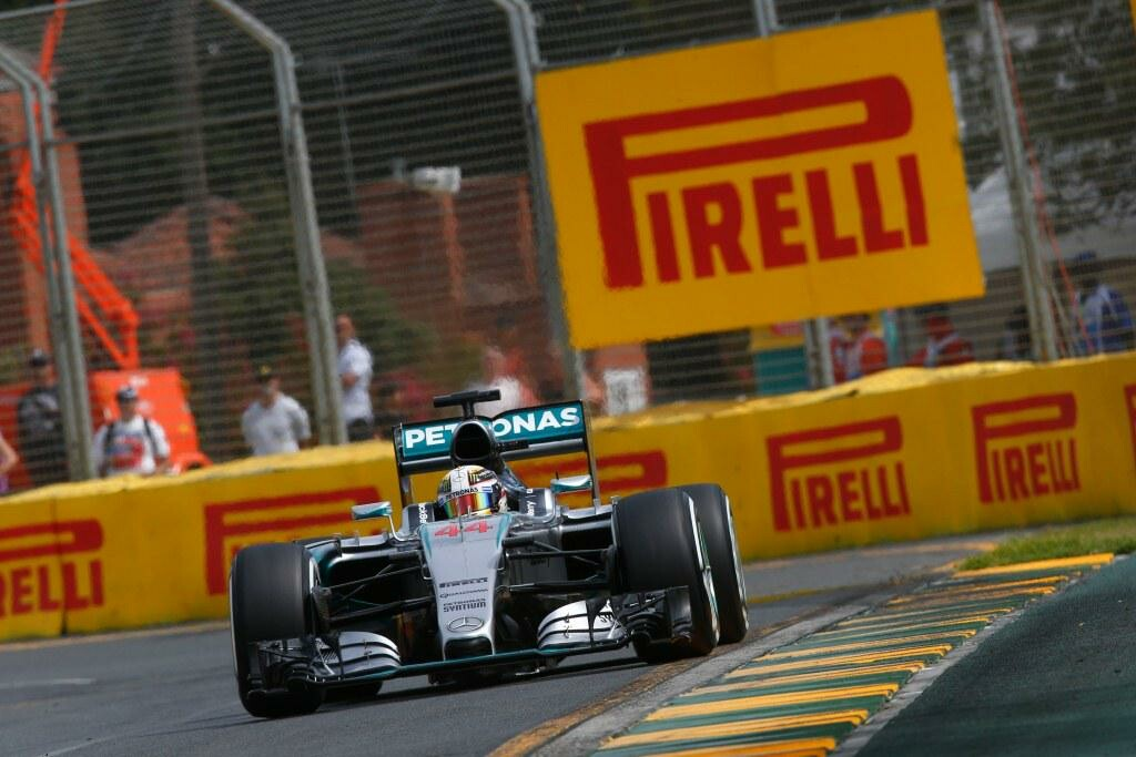 F1 is back