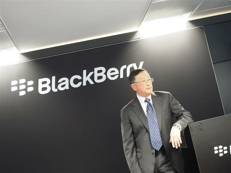 BlackBerry CEO John Chen reiterates plans to launch two mid-range Android phones