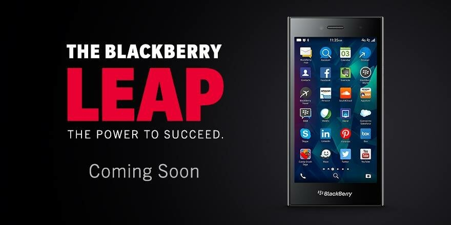 BlackBerry Leap pricing set at $349 in Canada