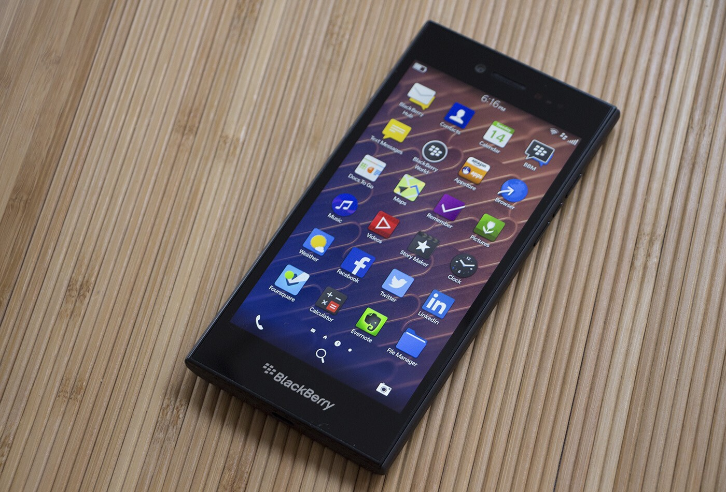 apps on leap downloading blackberry