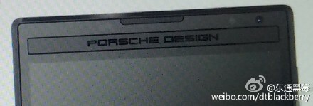 New photos may offer a glimpse of the BlackBerry Porsche Design 'Keian'