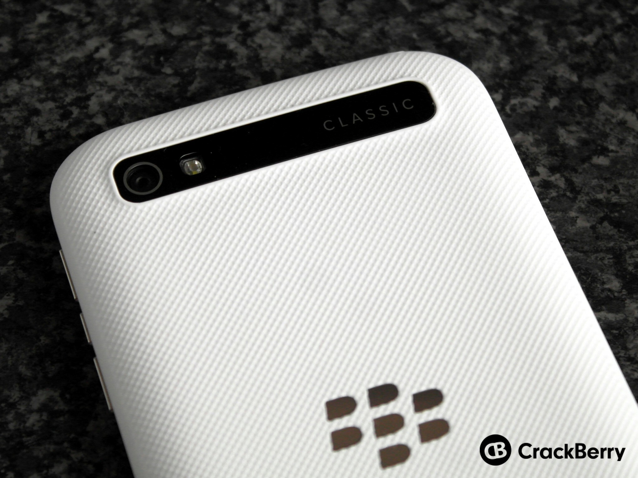 BlackBerry Classic White camera