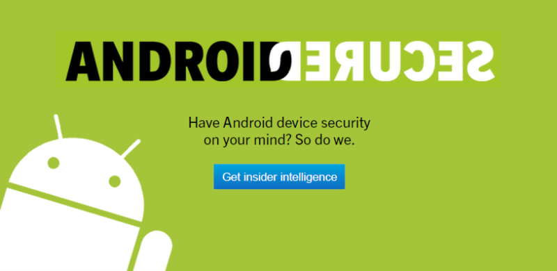 BlackBerry launches Android Secured portal for news and updates on all things Android security and management