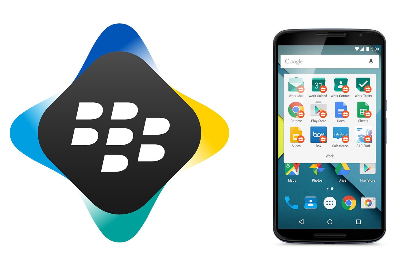 BlackBerry and Google hosting BES12 and Android for Work webinar