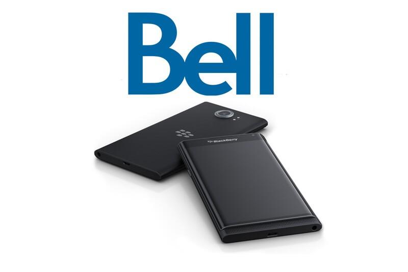 Bell now offering the BlackBerry Priv for $299.99