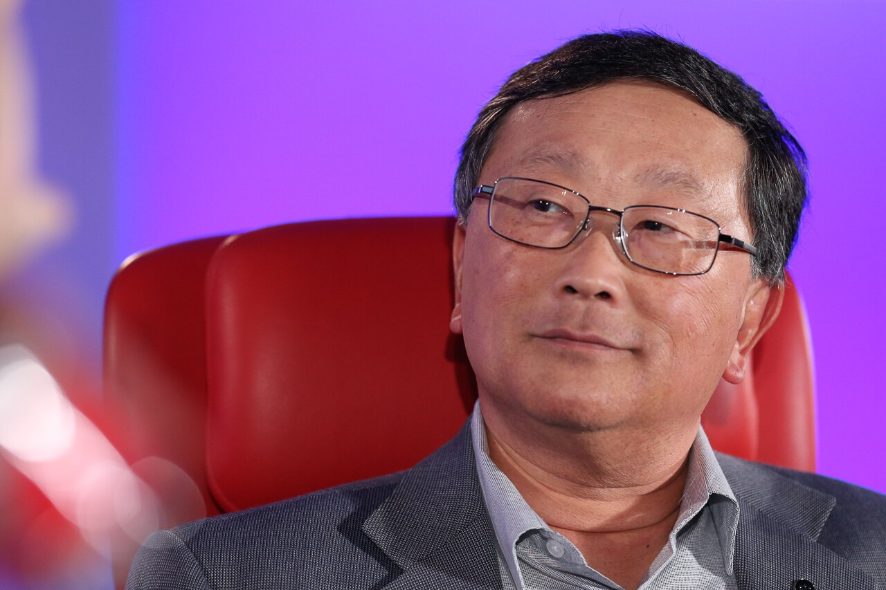 John Chen clears the air on some of his comments made at Code/Mobile