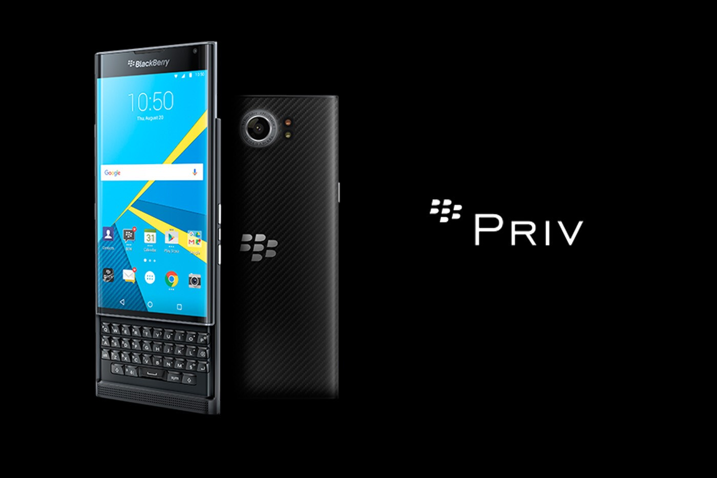 BlackBerry Priv also coming to Wind Mobile in Canada