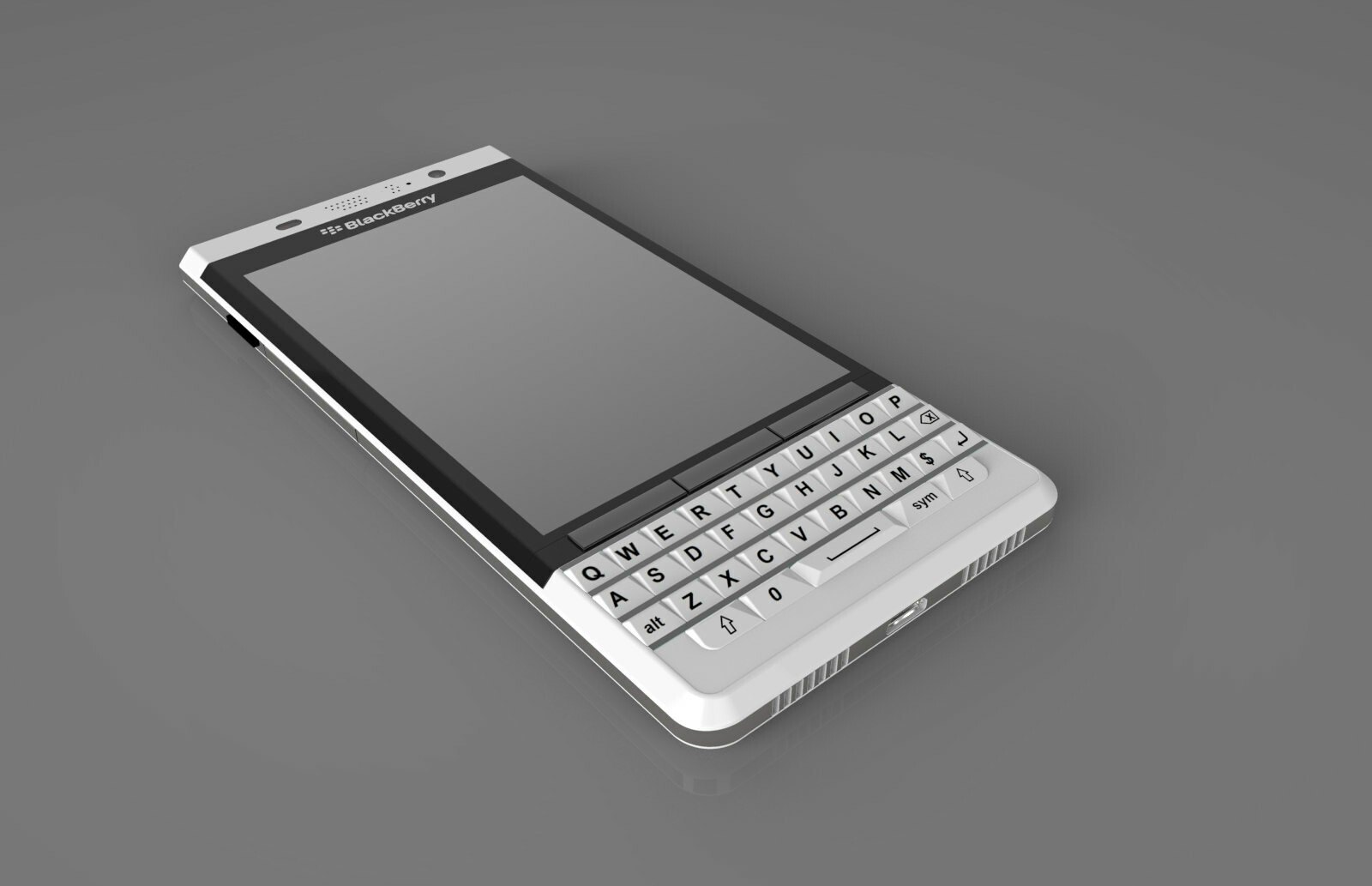 Fan renders offer another take on the BlackBerry Vienna