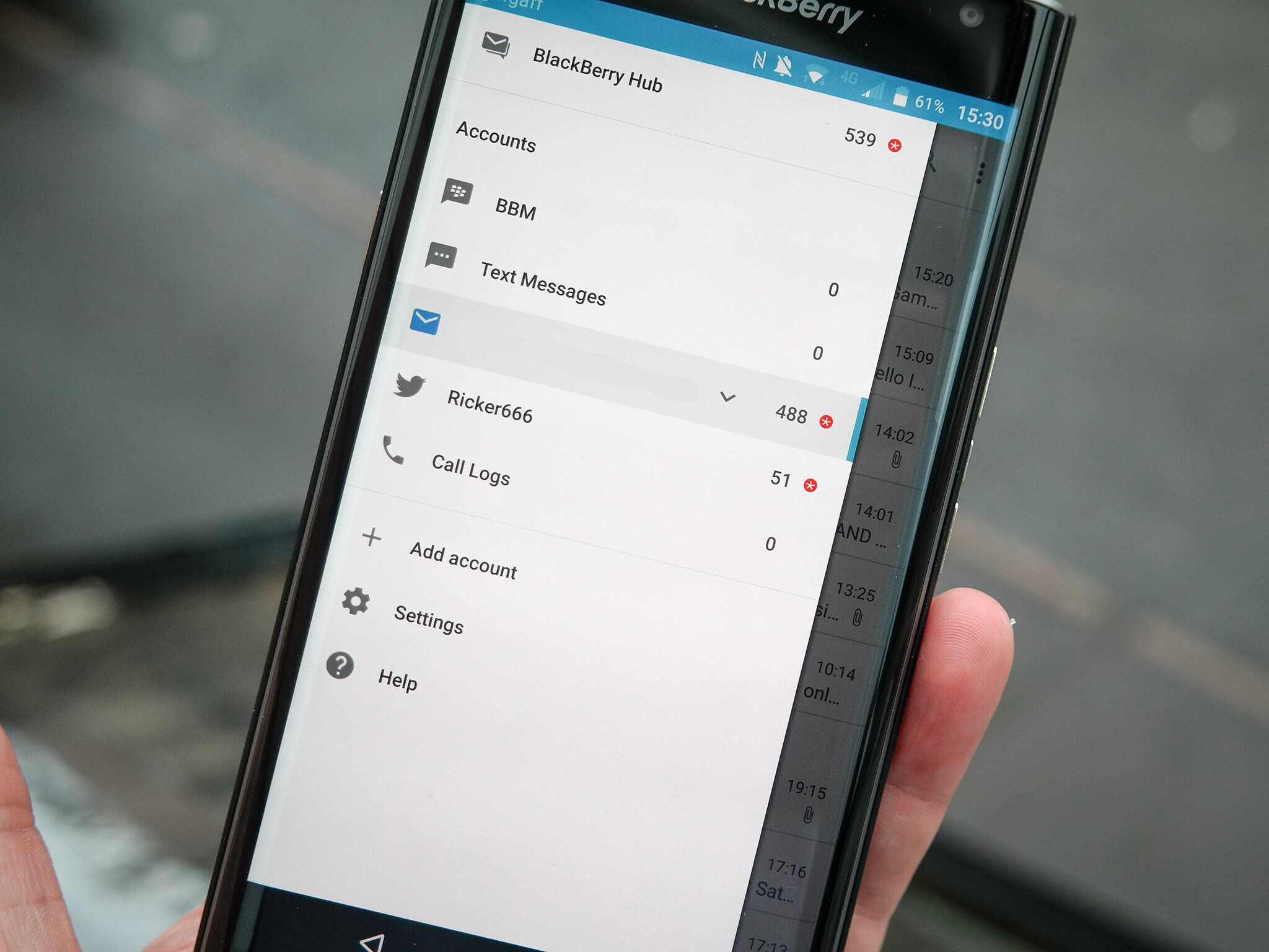BlackBerry Priv top tip: Turn off Gmail sync if you're using