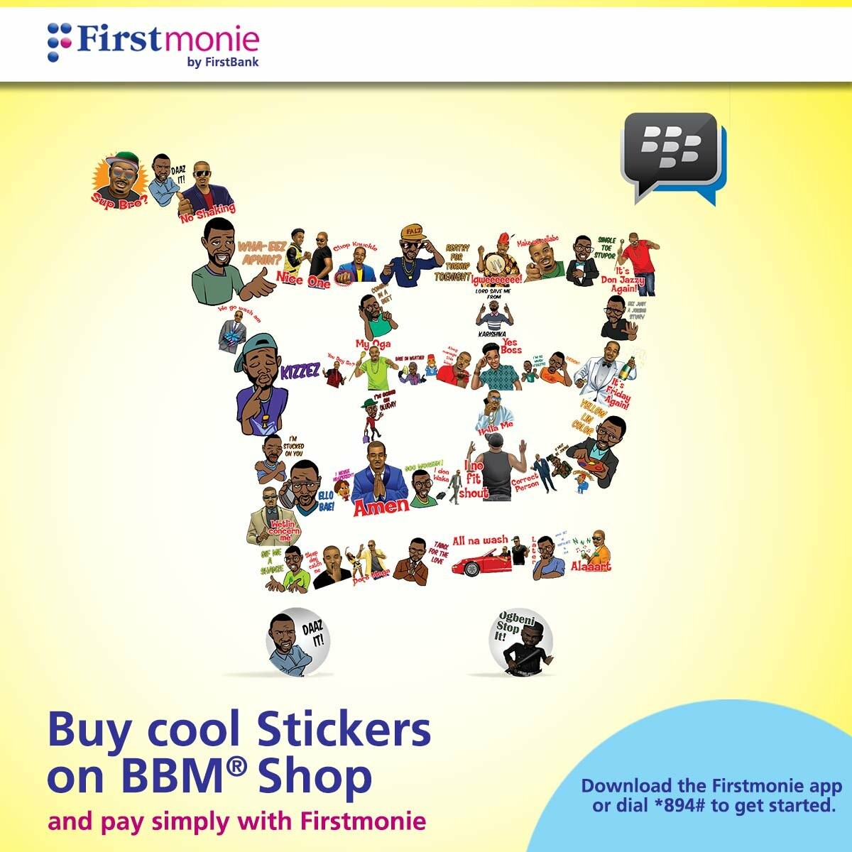 Firstmonie, MMIT and BlackBerry team up to enable social commerce through BBM in Nigeria