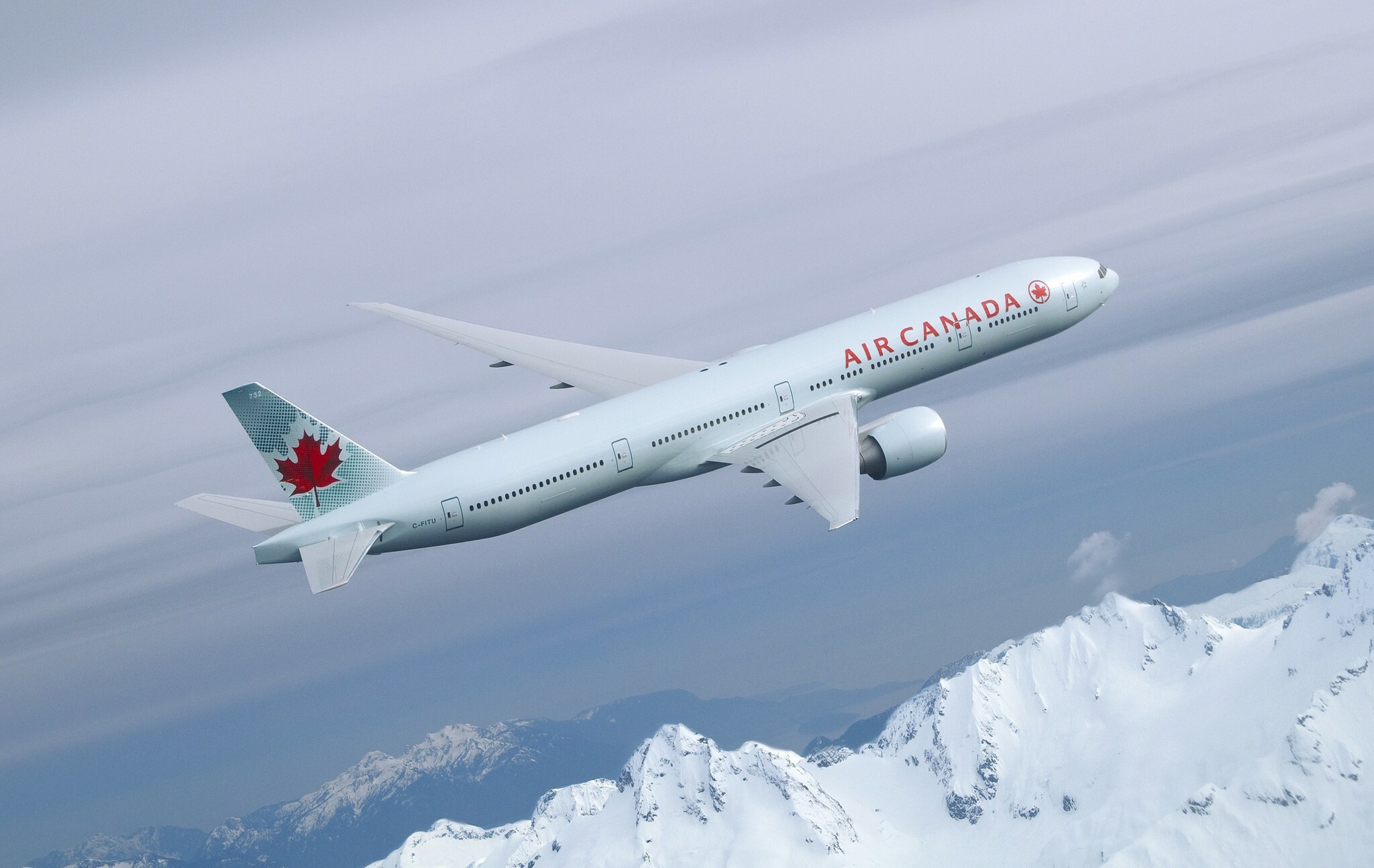 Air Canada to launch in-flight Wi-Fi for international flights this fall
