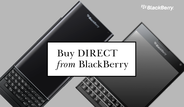BlackBerry launches new direct sales program for business owners and IT administrators