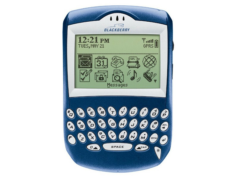 Time calls the BlackBerry 6210 one of the most influential ...