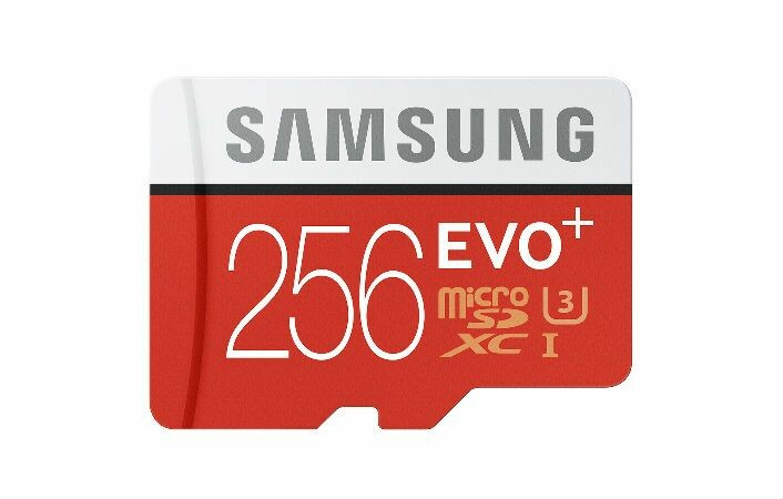 Samsung EVO Plus 256GB