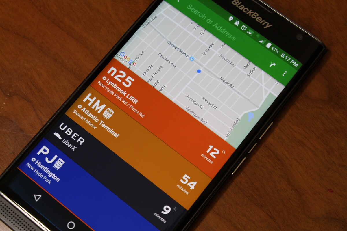 Never miss your bus, rail, or metro again with Transit App
