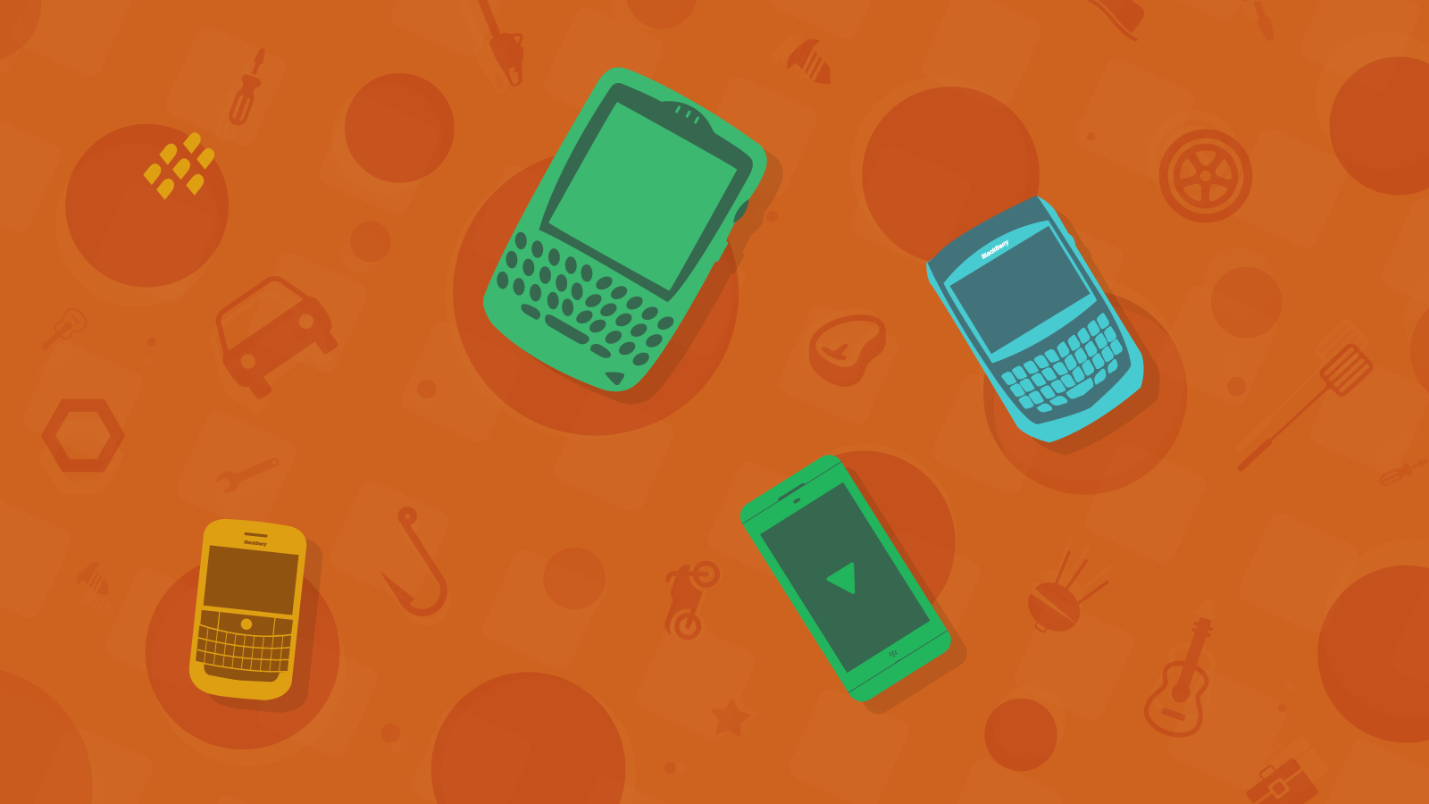 CrackBerry Graduate Gift Guide