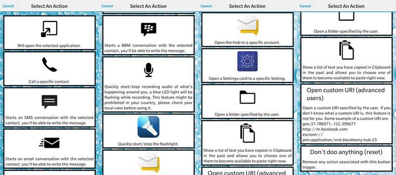 doo -Select An Action