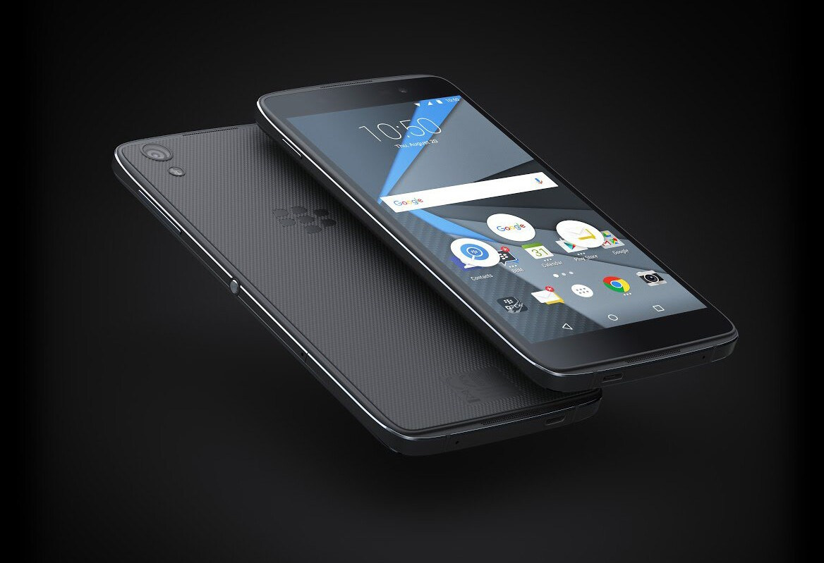 Will you be pre-ordering a BlackBerry DTEK50?