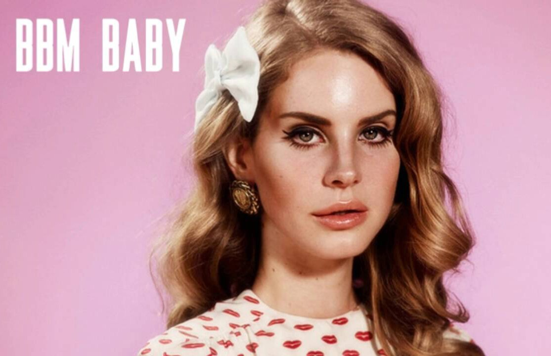 BBM Baby is Lana Del Rey's unreleased song about BlackBerry Messenger