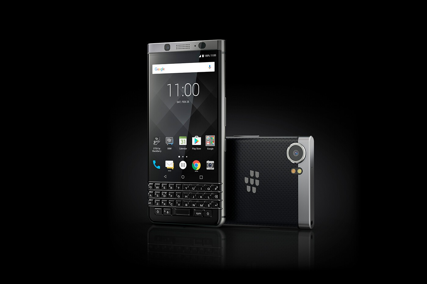 Grab a BlackBerry KEYone for $0 on select plans from TELUS and Rogers