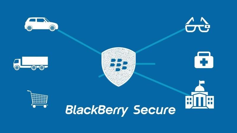 BlackBerry named a leader again in 2017 Gartner Magic