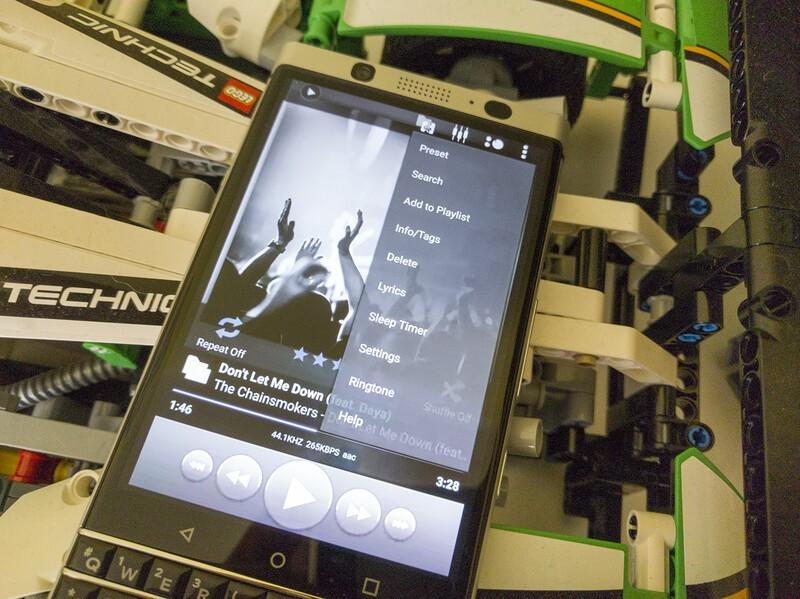 Best Music Apps for the BlackBerry KEYone | CrackBerry com