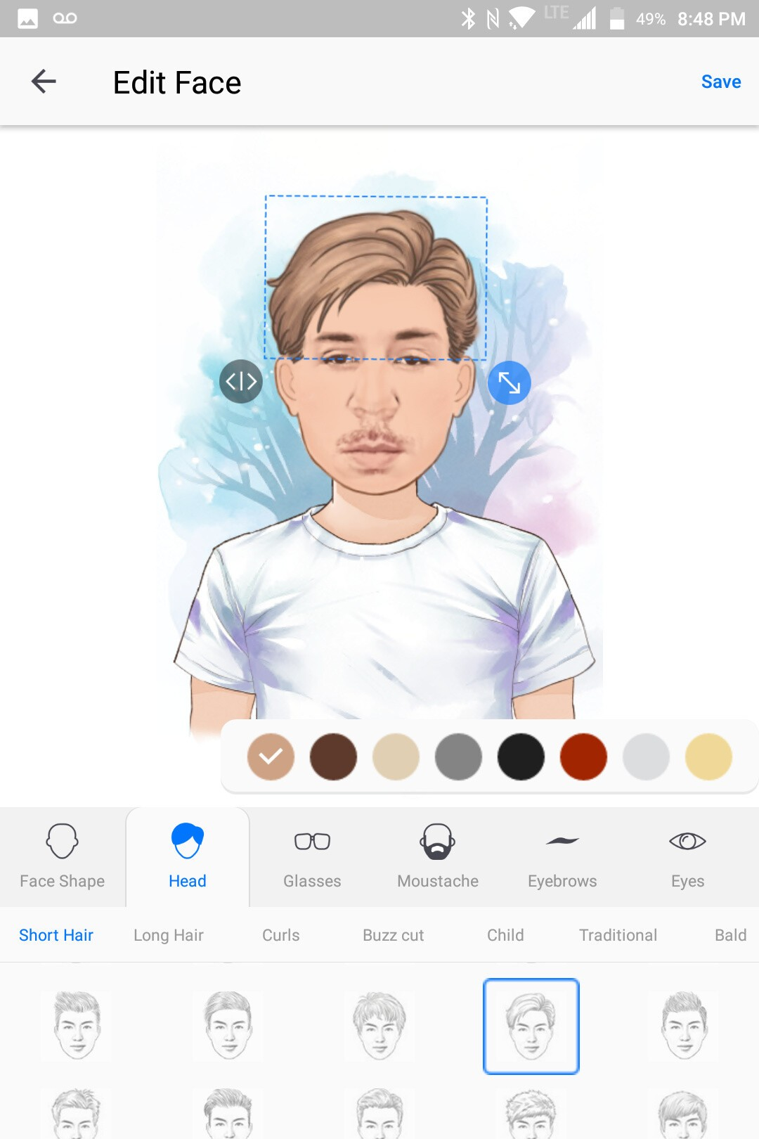 You'll soon be able to create your own personalized cartoons and animated emoji with BBMoji on BBM!
