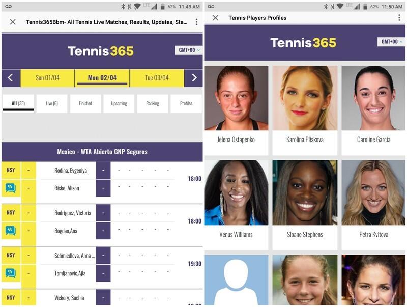 BBM brings Tennis365