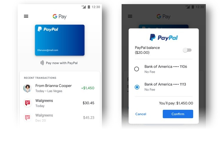 Deeper PayPal Integration With All Google Services in the Works