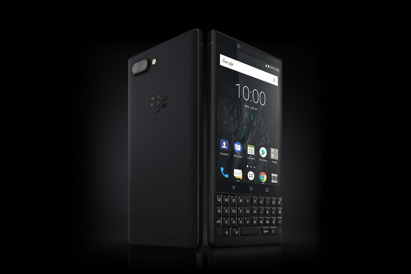 BlackBerry KEY2 now available in Canada from Bell, Rogers, SaskTel and TELUS