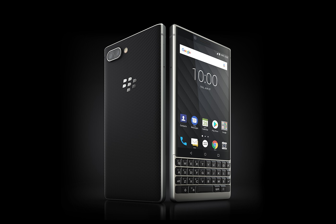 Walmart Canada now taking pre-orders for the BlackBerry KEY2