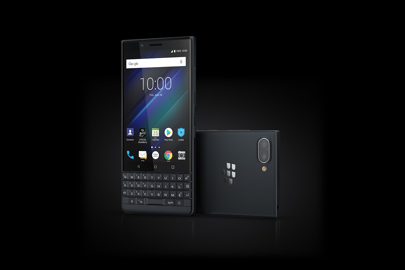 Watch BlackBerry Mobile's new product video for the BlackBerry KEY2 LE