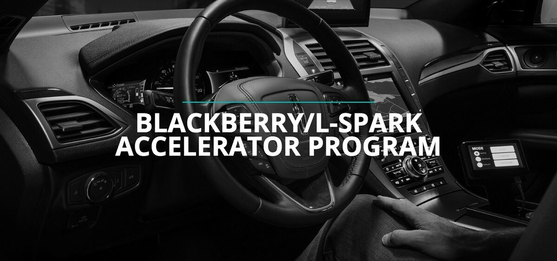 BlackBerry L-Spark