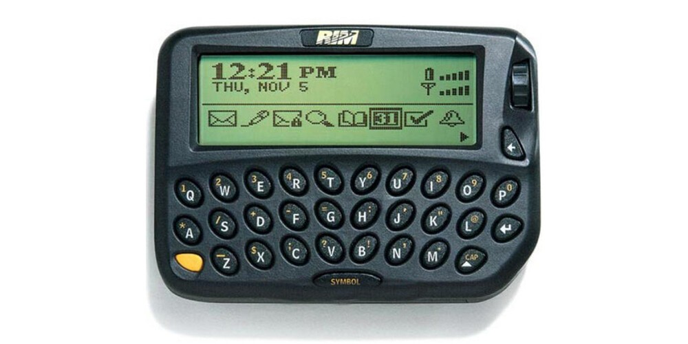 The BlackBerry 850 is 20 years old today! | CrackBerry