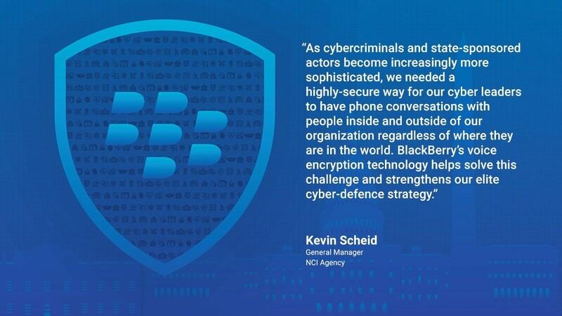 BlackBerry sets up unit to serve U.S. government