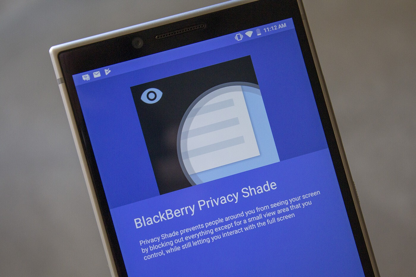 What's the big deal about BlackBerry Privacy Shade, anyway?