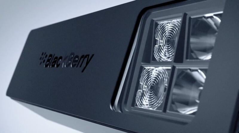 BlackBerry Radar