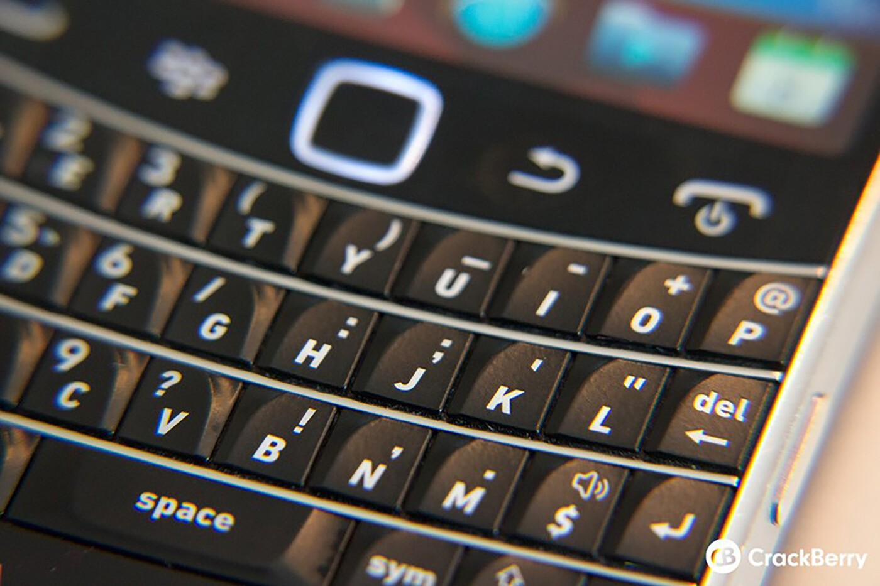 9900 Keyboard