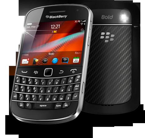 Blackberry Bold 9900 Crackberry