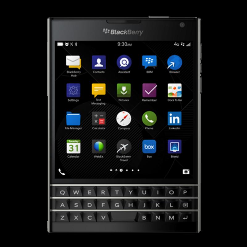 Blackberry passport for Www bb